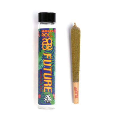 Future Premium Roll Fruit Punch/Hawaii Red