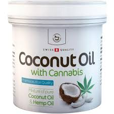 Cannabis Coconut Oil (250ml)