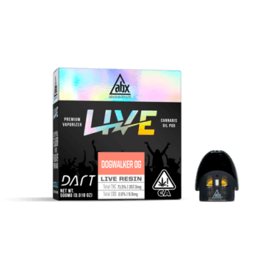 Buy AbsoluteXtracts Live Resin Vape Pods UK