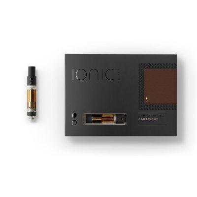 Buy IONIC Cannabis Oil Cartridge Stafford