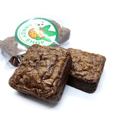 Buy Canndy Shop Edibles THC Chocolate Brownies