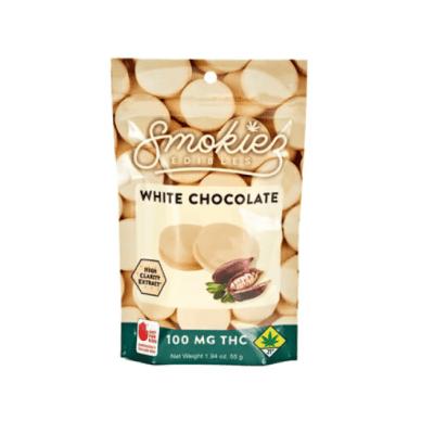 White Chocolate Edibles UK [10pk] (100mg)