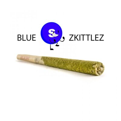 Buy Blue Zkittlez – Indica Pre-rolled joints UK