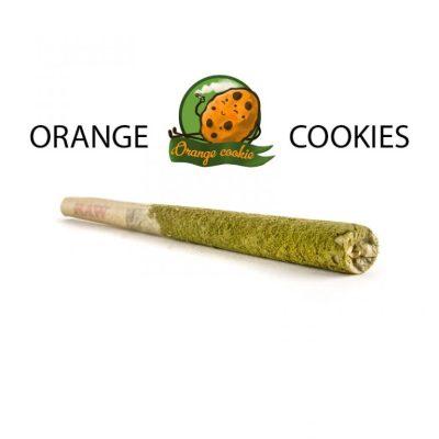 Caviar Joints UK Orange Cookies – Indica