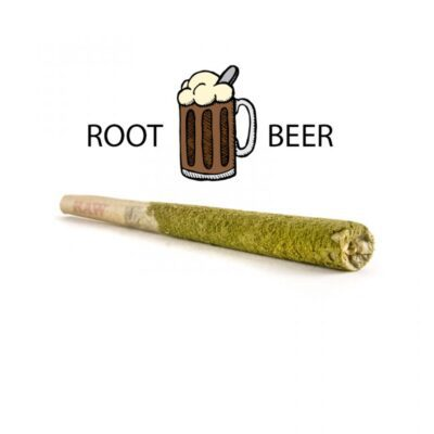 Caviar Joints – Root Beer – Indica