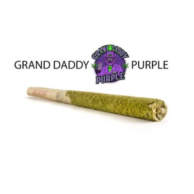 Caviar Joints UK Grand Daddy Purple Indica
